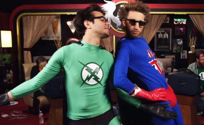 Rooster Teeth Drops Trailer For New 'X-Ray & Vav' Animated Series by Bree Brouwer of Tubefilter