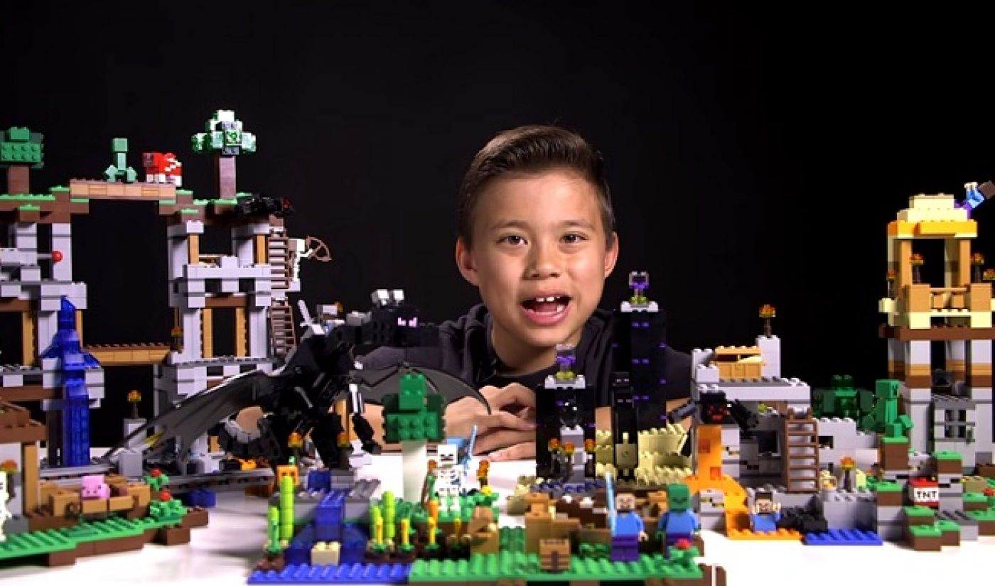 Toy Manufacturers Turn To (Very) Young YouTube Reviewers For Promotion