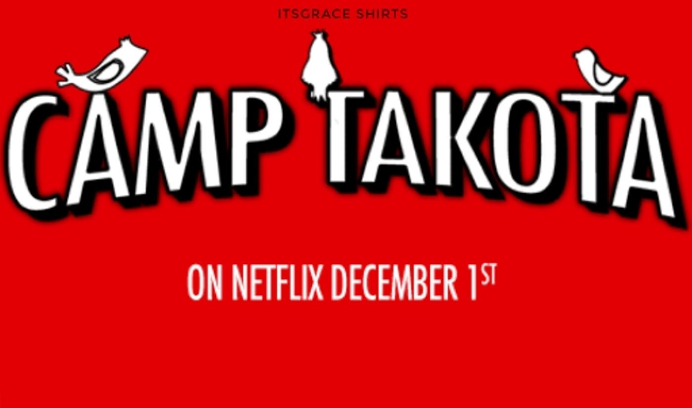 'Camp Takota' Is Coming To Netflix On December 1st