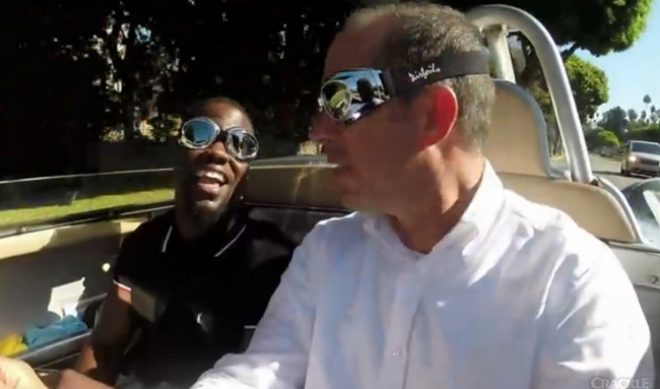 Jerry Seinfeld's Web Series Returns With Kevin Hart, Michael Richards