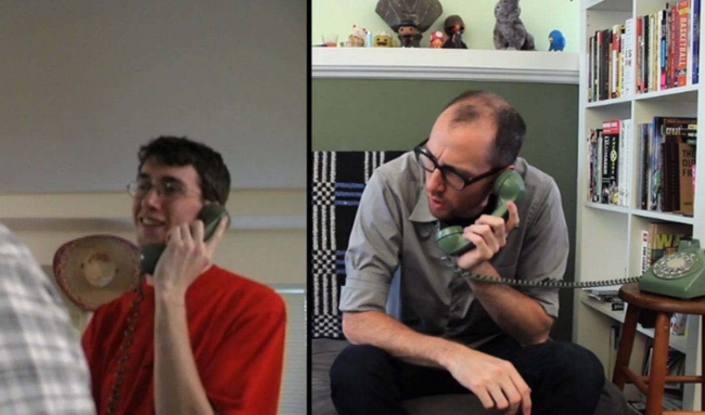 Indie Spotlight: 'Magic Phone' Is A Web Series Shot Over 12 Years