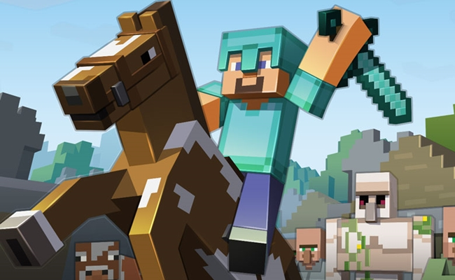 'Minecraft' Videos Have Totaled 47 Billion Views To Date