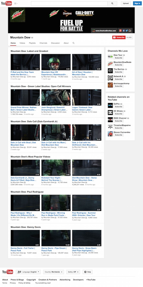 mountain-dew-call-of-duty-youtube-takeover