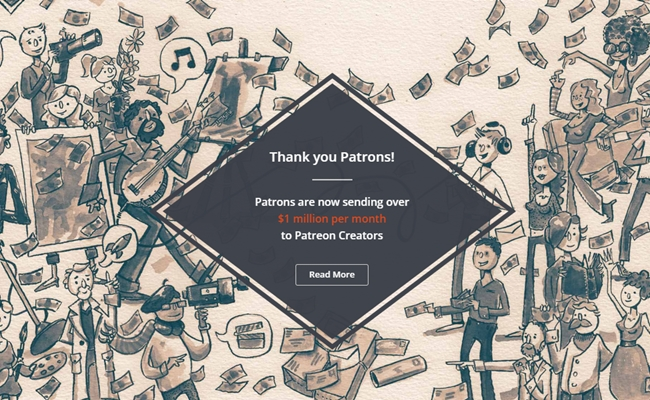 patreon-million-dollars