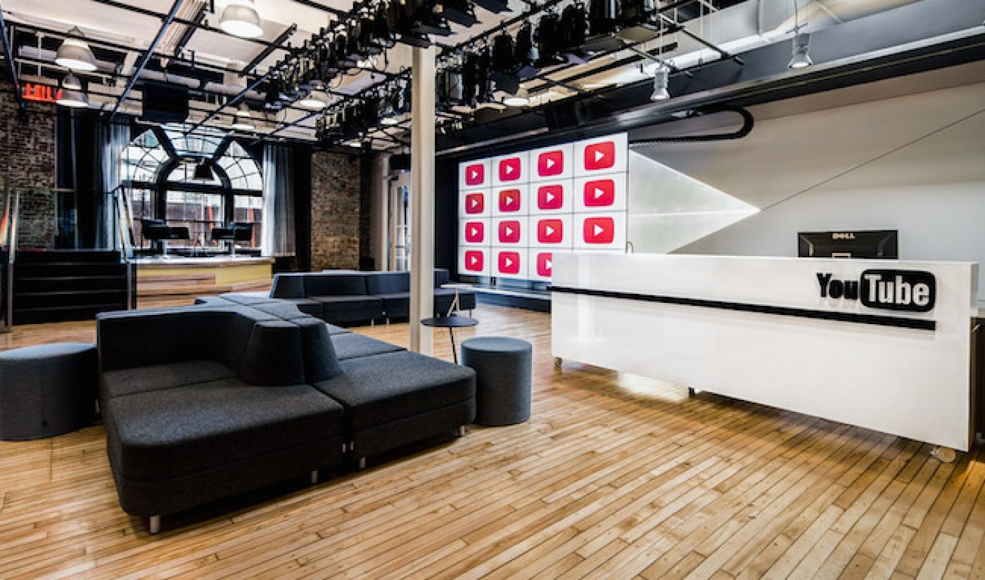 YouTube Space New York Is Now Open, Here's A Photo Tour