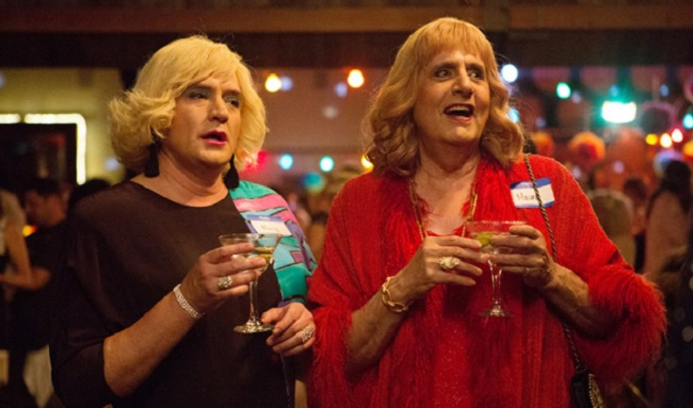 Amazon Scores First Golden Globe Nominations For 'Transparent'