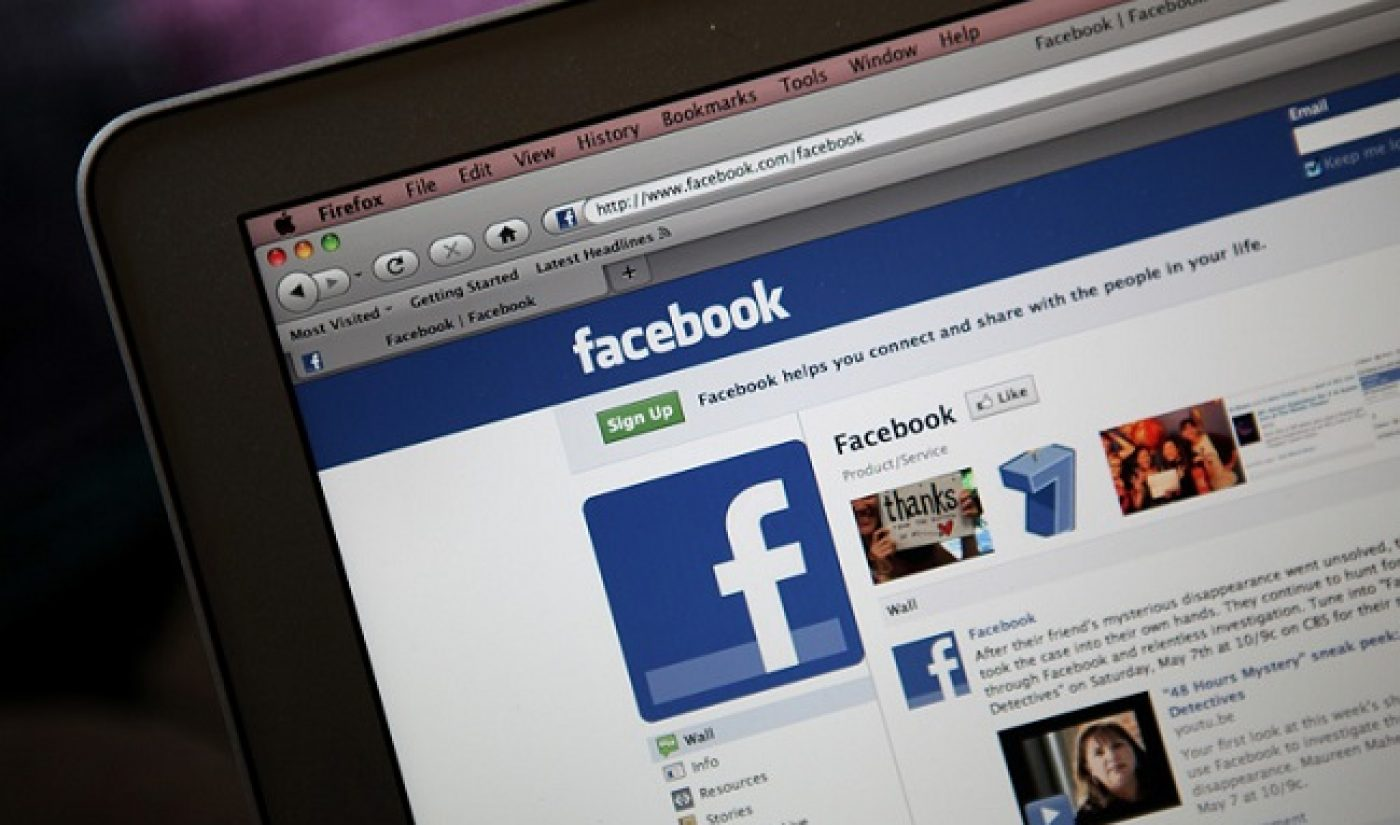 Facebook To Update The Look, Features Of Pages' Video Sections