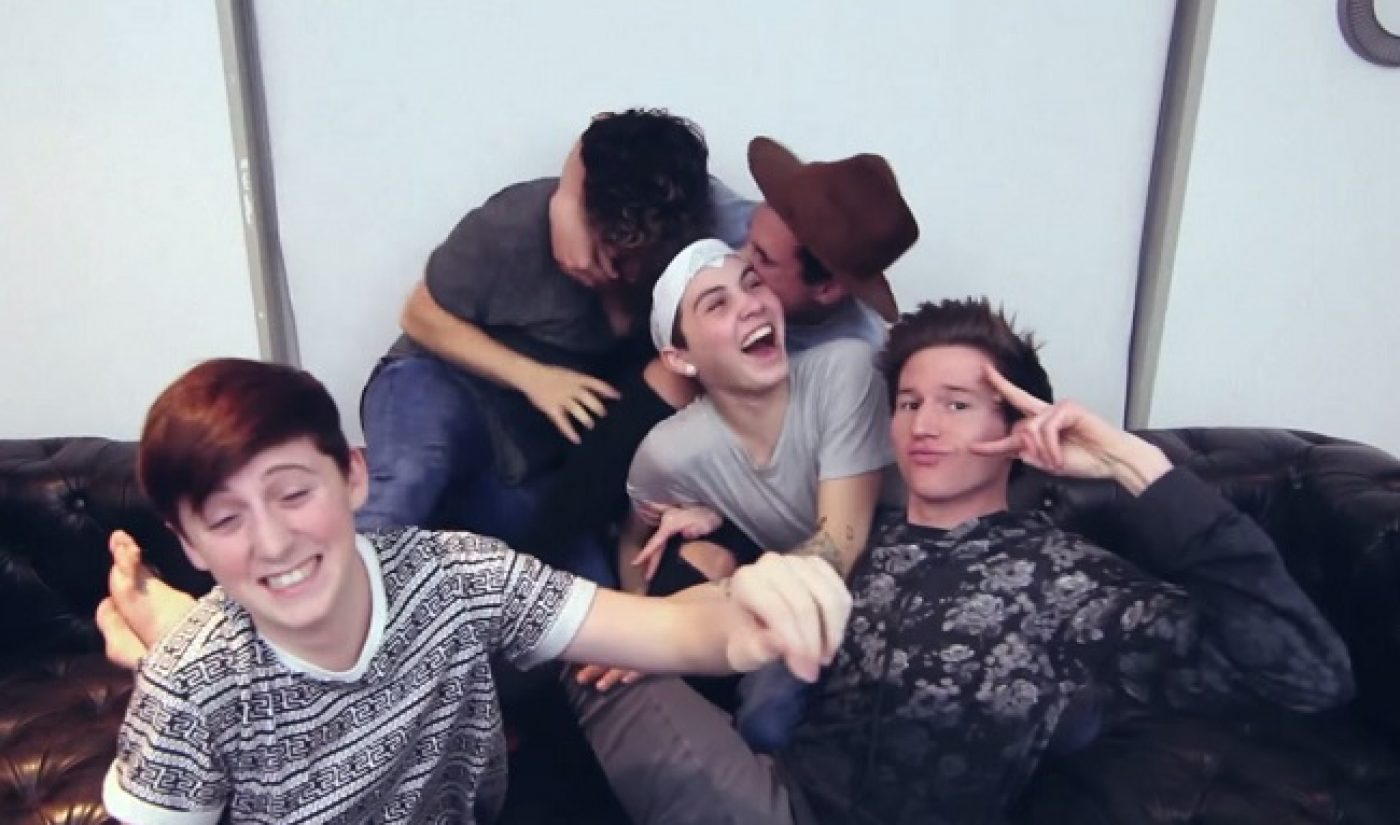 YouTube Supergroup Our2ndLife Is Disbanding Its Channel