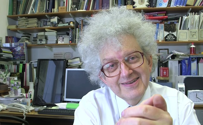 British professor and youtuber martyn poliakoff gets knighted for british professor and youtuber martyn poliakoff gets knighted for work in science urtaz Choice Image