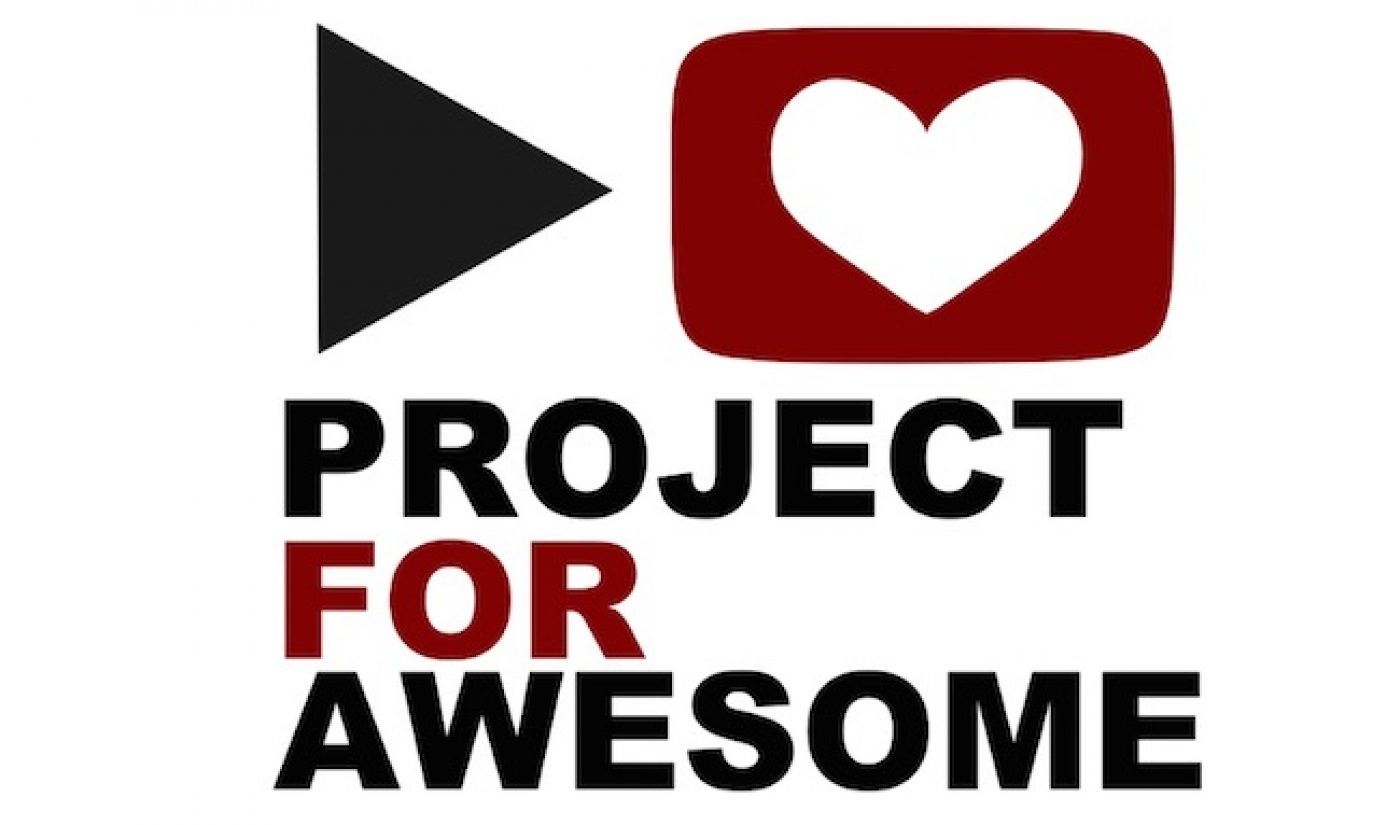 The Vlogbrothers' Project For Awesome Raises Over $1.2 Million To Decrease Worldsuck