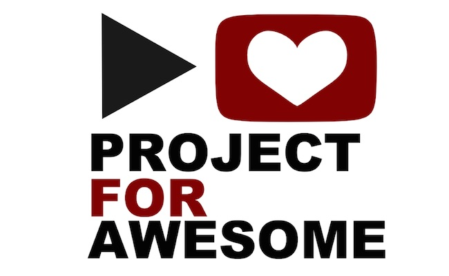 Project-for-Awesome-YouTube-communities