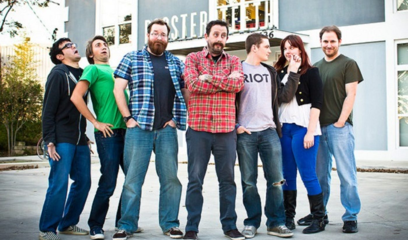 Rooster Teeth Plans In-Person Gaming Event 'Let's Play Live'