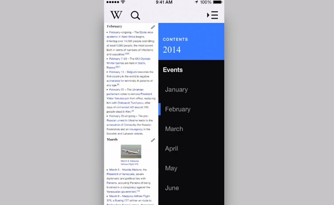"Wikipedia Creates Its Own ""Year In Review"" Video For 2014"