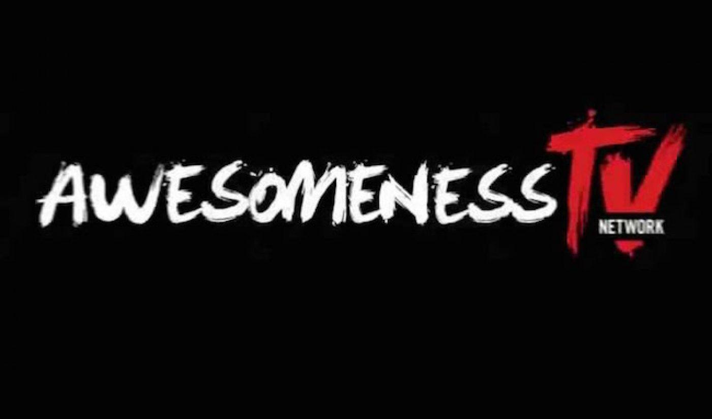 Hearst Buys 25% Stake In YouTube Network AwesomenessTV For $81.25 Million