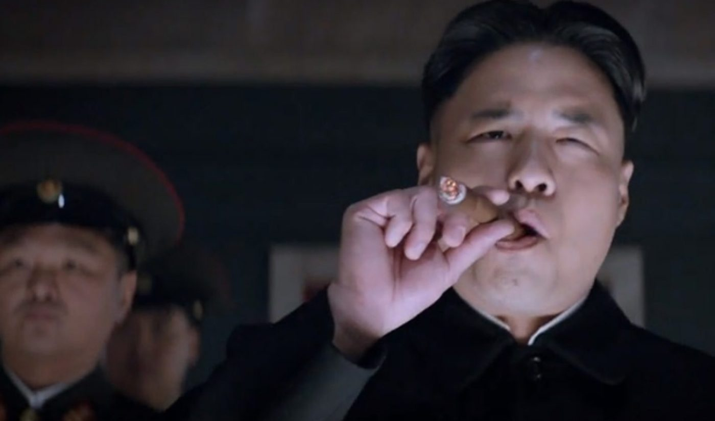 'The Interview' Grossed $15 Million In First Four Days Online