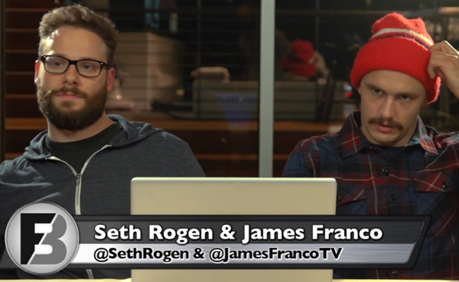 james-franco-seth-rogen-fine-bros