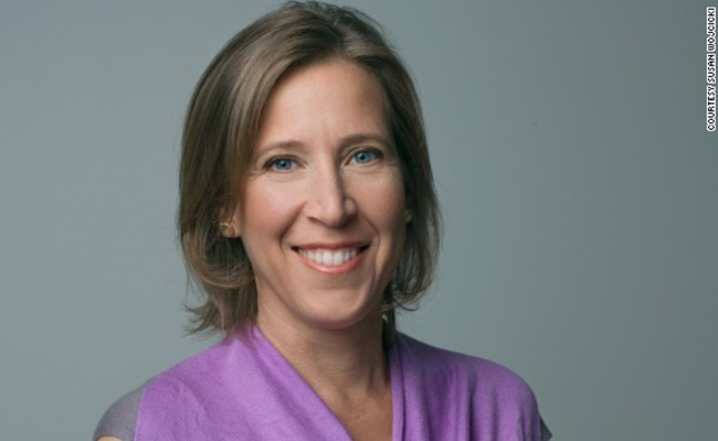 YouTube CEO Susan Wojcicki Urges US To Adopt Maternity Leave Laws