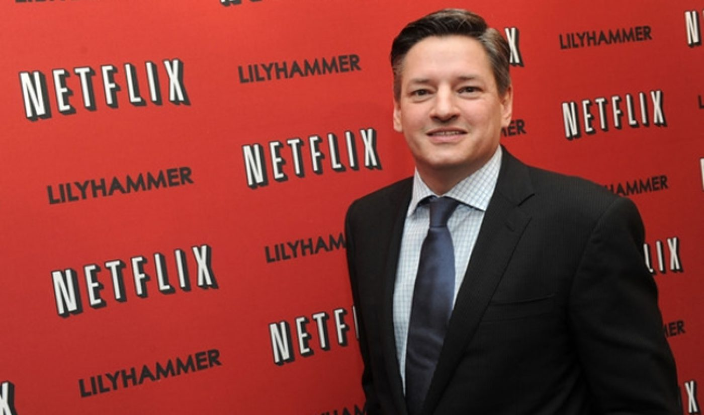 Ted Sarandos Explains Why Netflix Won't Disclose Ratings For Its Shows