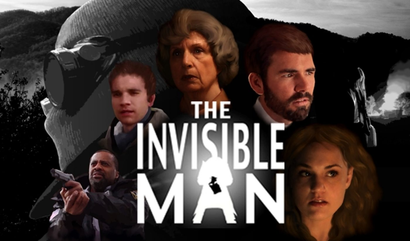 Indie Spotlight: 'The Invisible Man' Provides Dark Adaptation Of H.G. Wells