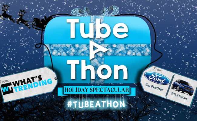 What's Trending's #Tubeathon Raises $53K For Charity, Heads To TV
