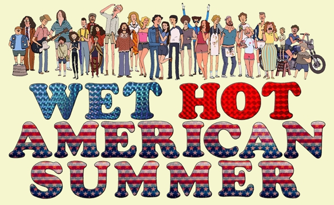 Report: Netflix To Turn 'Wet Hot American Summer' Into A Miniseries