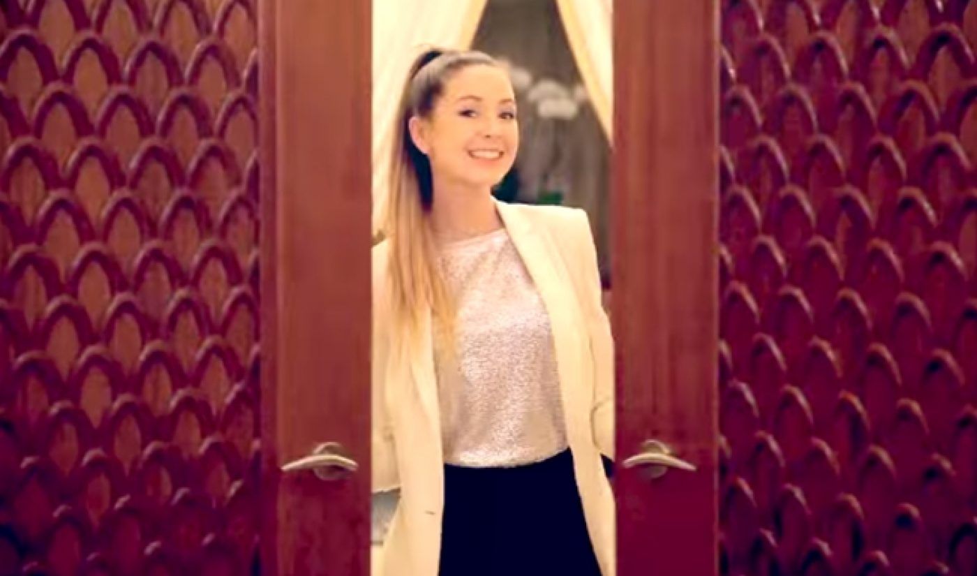 Zoella's Book Shatters Records By Selling 78,000 Copies In First Week