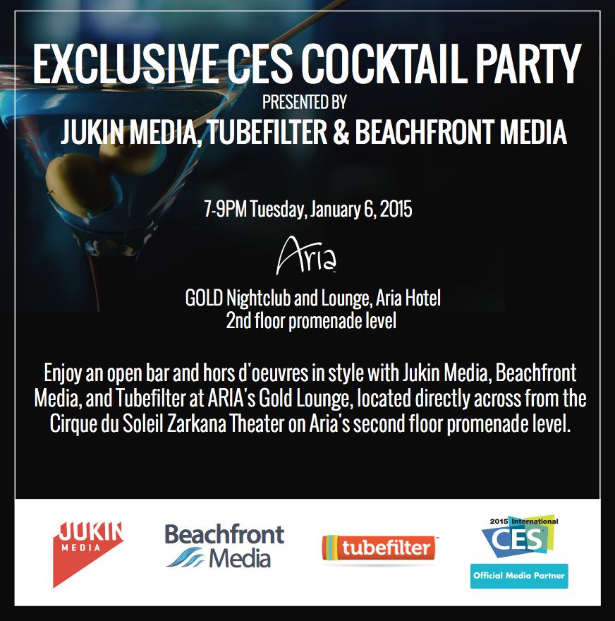 CES PARTY INVITE