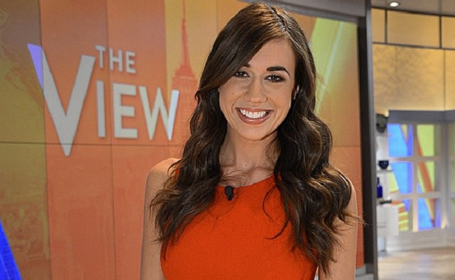 YouTube Star Colleen Ballinger (AKA Miranda Sings) Guest Hosts ABC's 'The View'