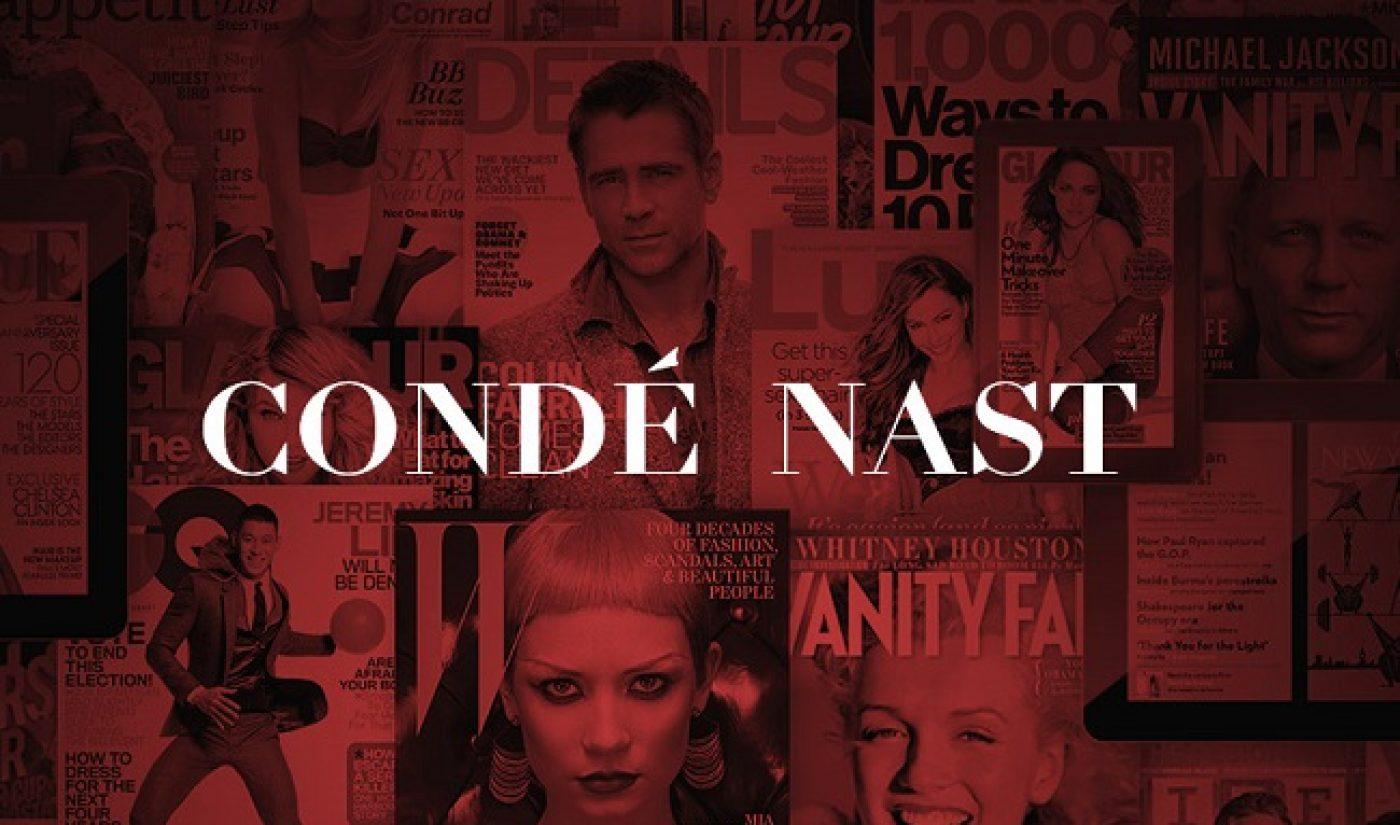 Condé Nast Launches Branded Content Studio '23 Stories'