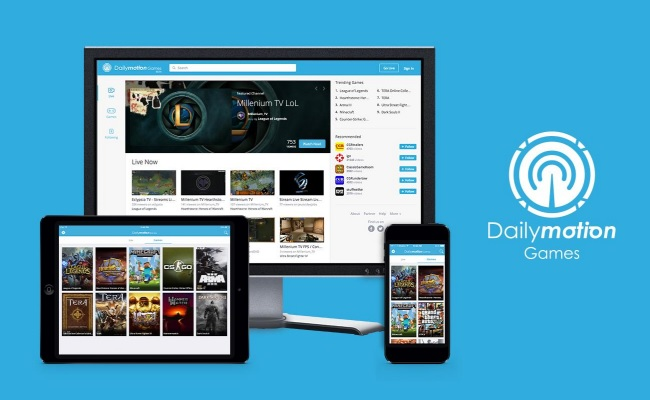 Dailymotion-Games-Live-Streaming