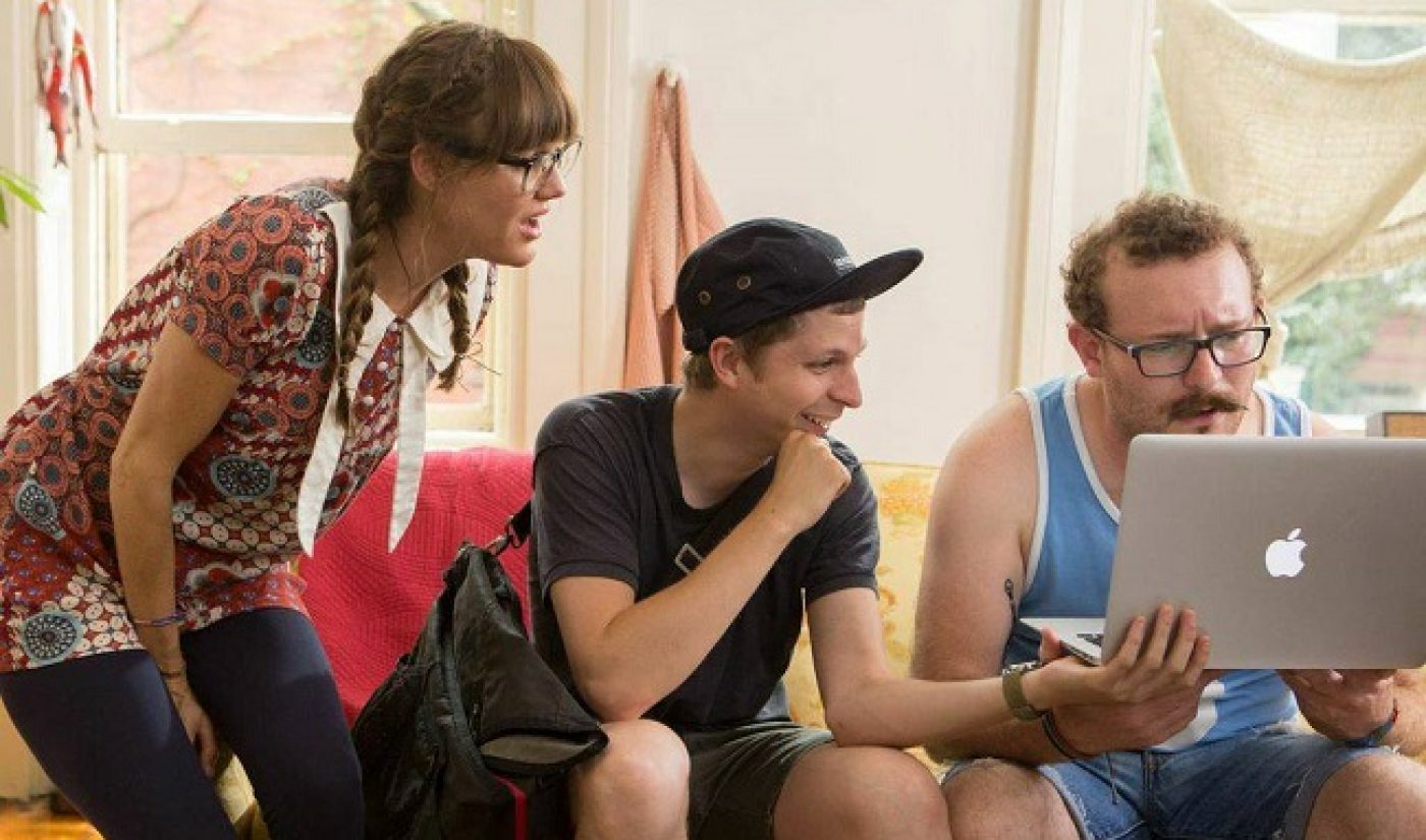 David Cross' 'Hits' Will Be First Film Distributed Via BitTorrent Bundle