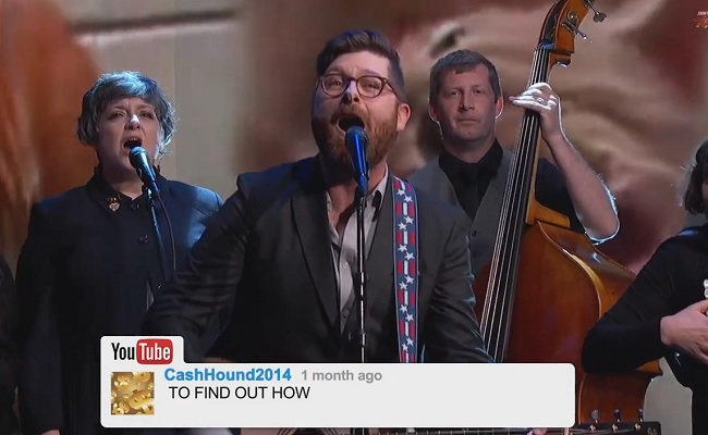 The Decemberists Put YouTube Comments To Music On 'Jimmy Kimmel'