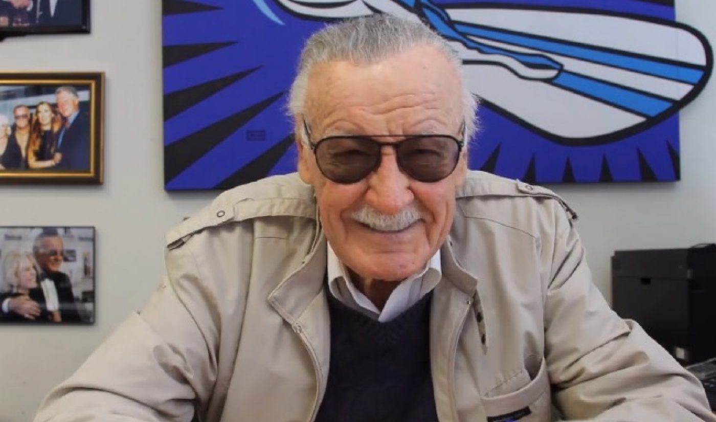 LiveJournal Debuts Video Hosting, Comic Book Legend Stan Lee First To Upload