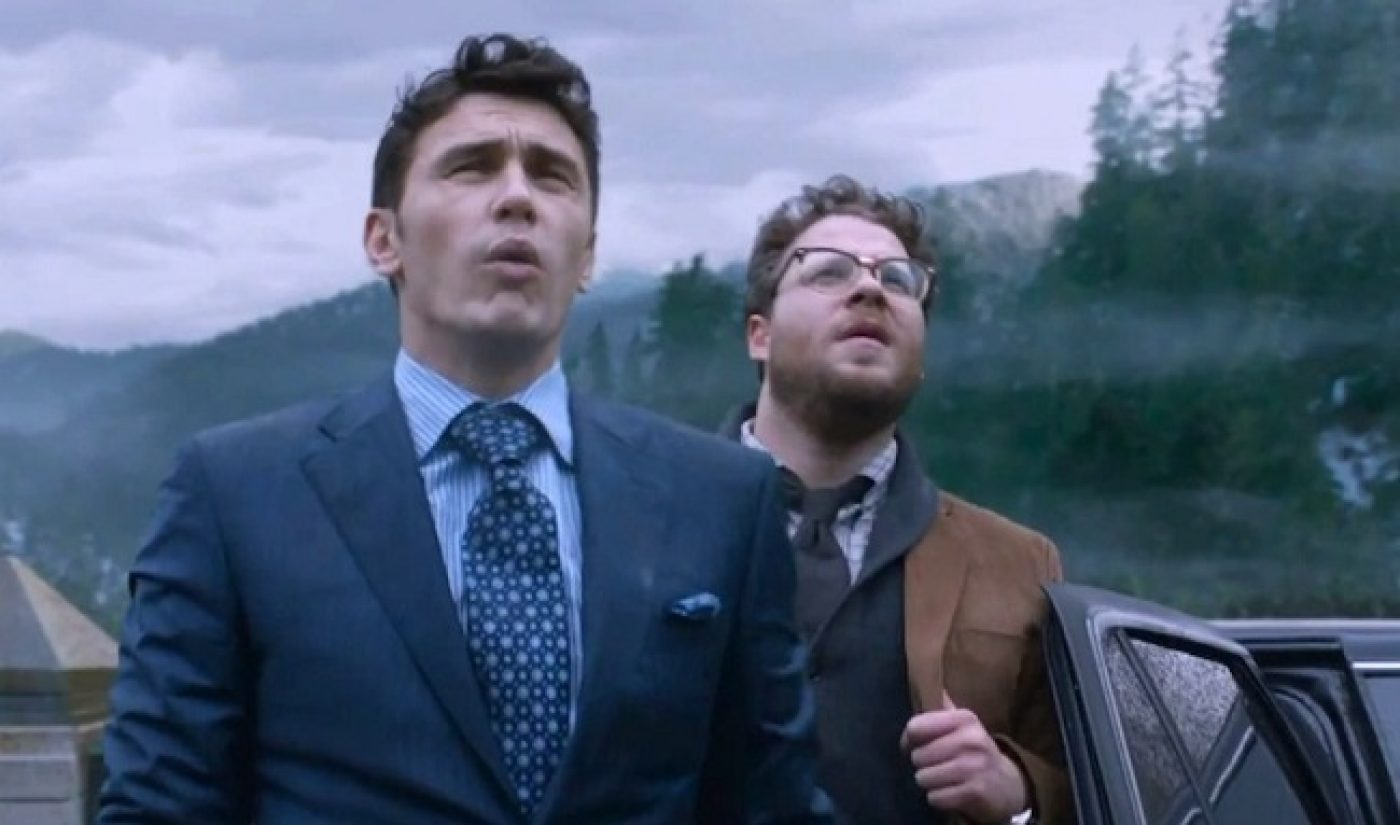 'The Interview' Now Boasts $31 Million In Online Sales, Rentals