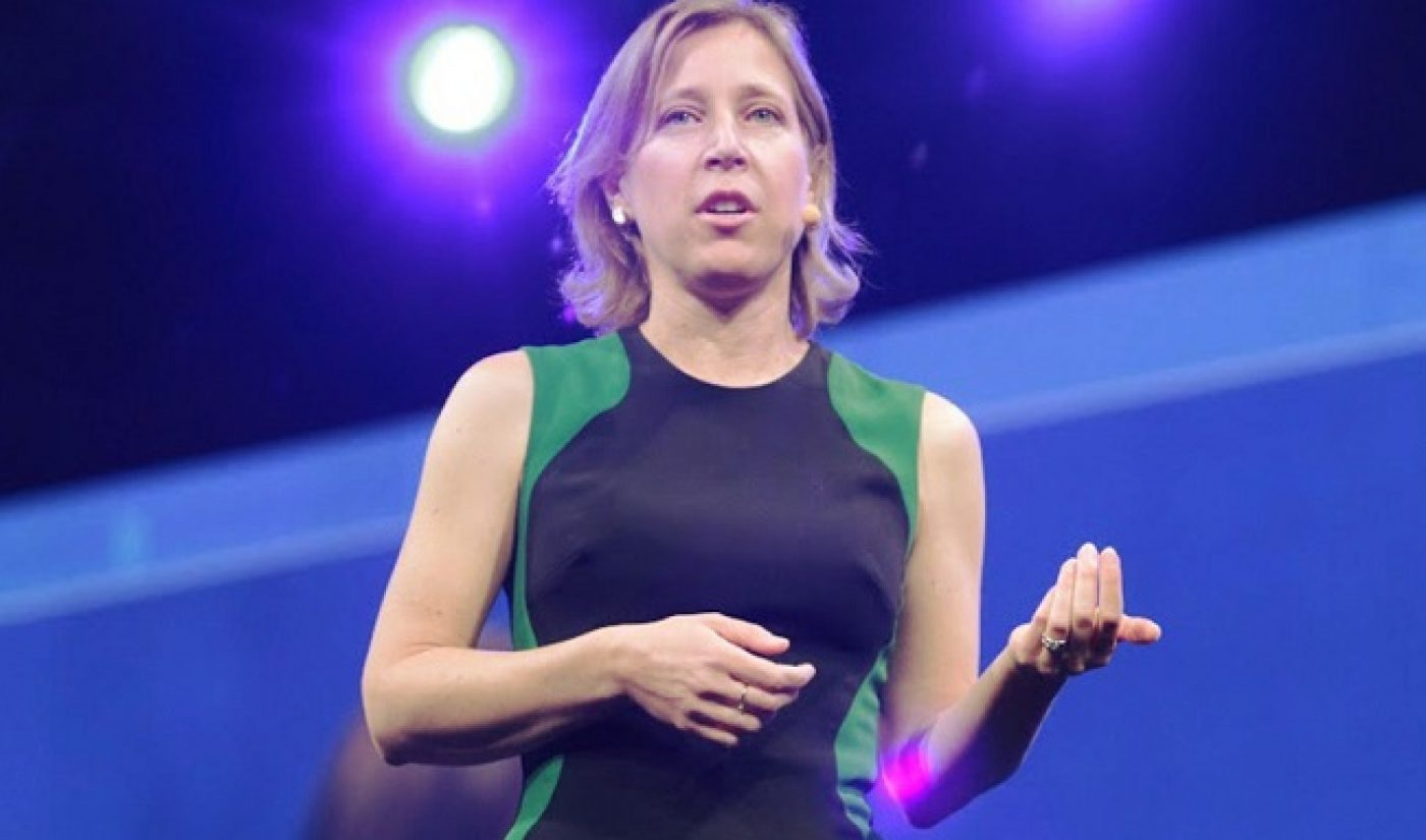 """After EU Copyright Reform Passes, Susan Wojcicki Says """"This Is The Beginning"""" Of YouTube's Fight"""