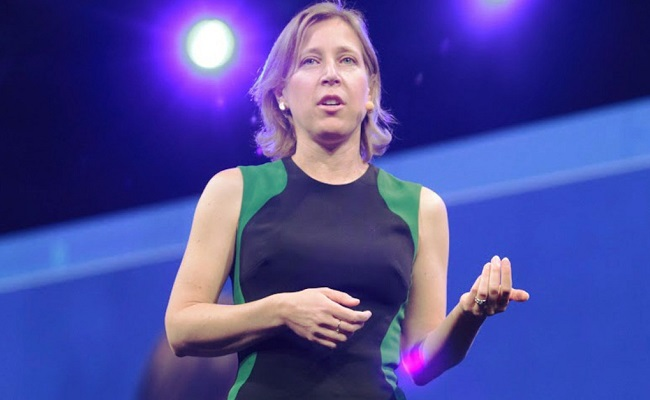 "YouTube CEO Susan Wojcicki Calls YouTube ""Complementary"" To Traditional TV"