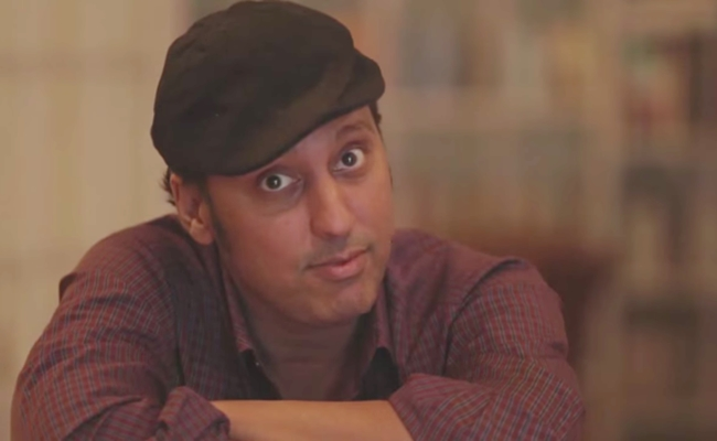 Fund This: Aasif Mandvi Keeps It 'Halal In The Family'