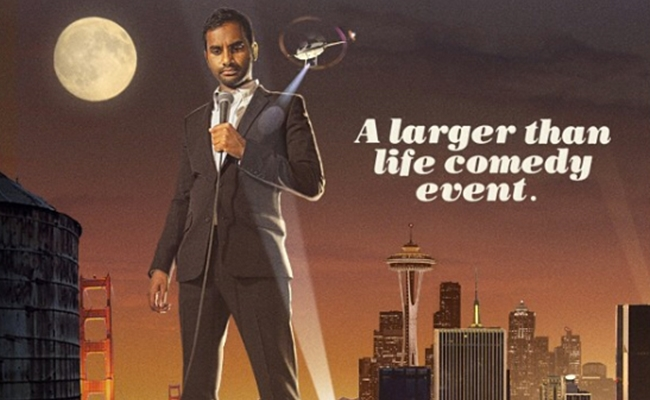 Aziz Ansari To Bring A Second Stand-Up Special To Netflix