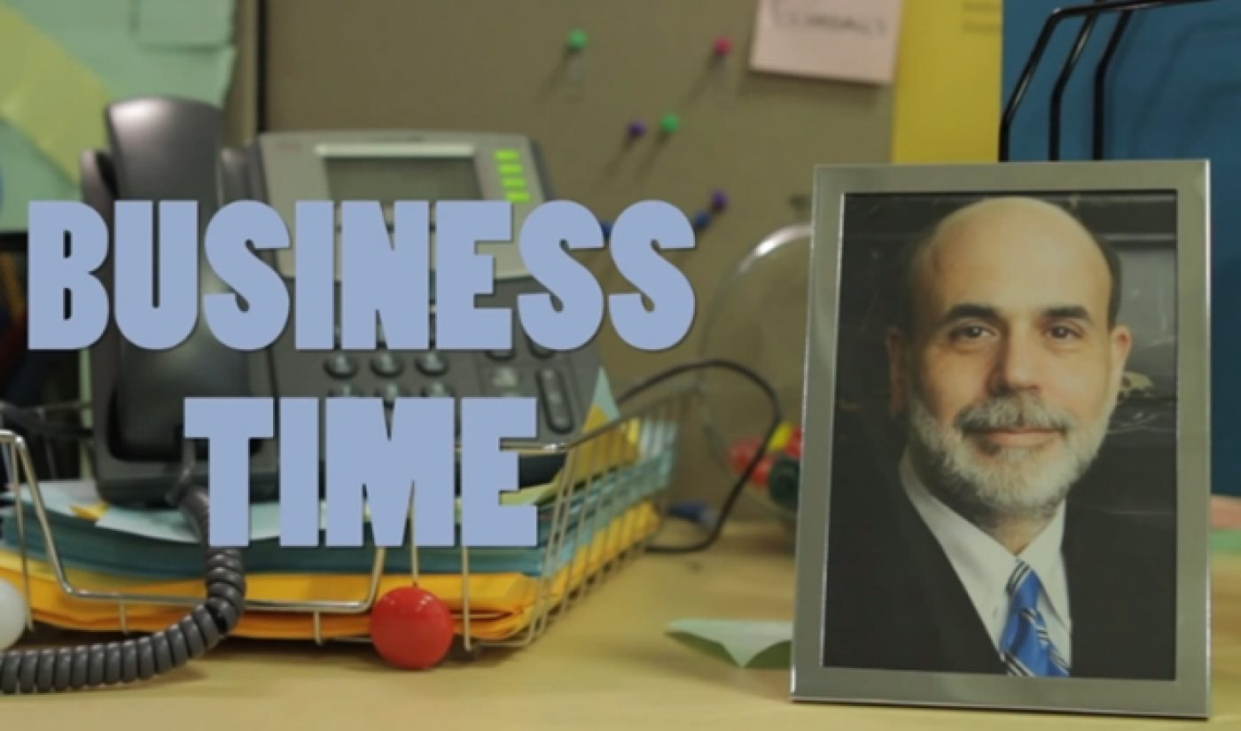 Indie Spotlight: 'Business Time' Is All In A Day's Work