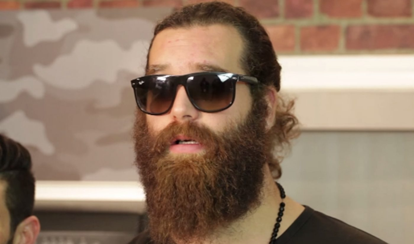 Harley Morenstein To Host YouTube's Own Super Bowl Halftime Show
