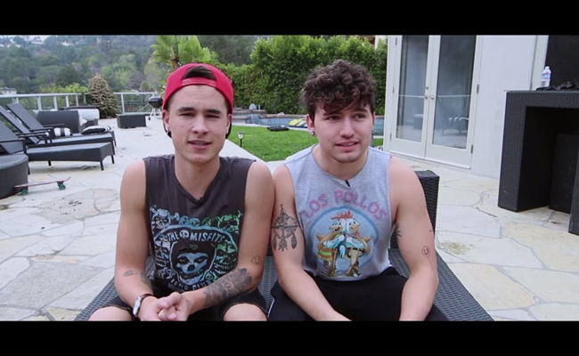 "YouTube Millionaires: For Kian And Jc, ""The Chemistry Is ..."