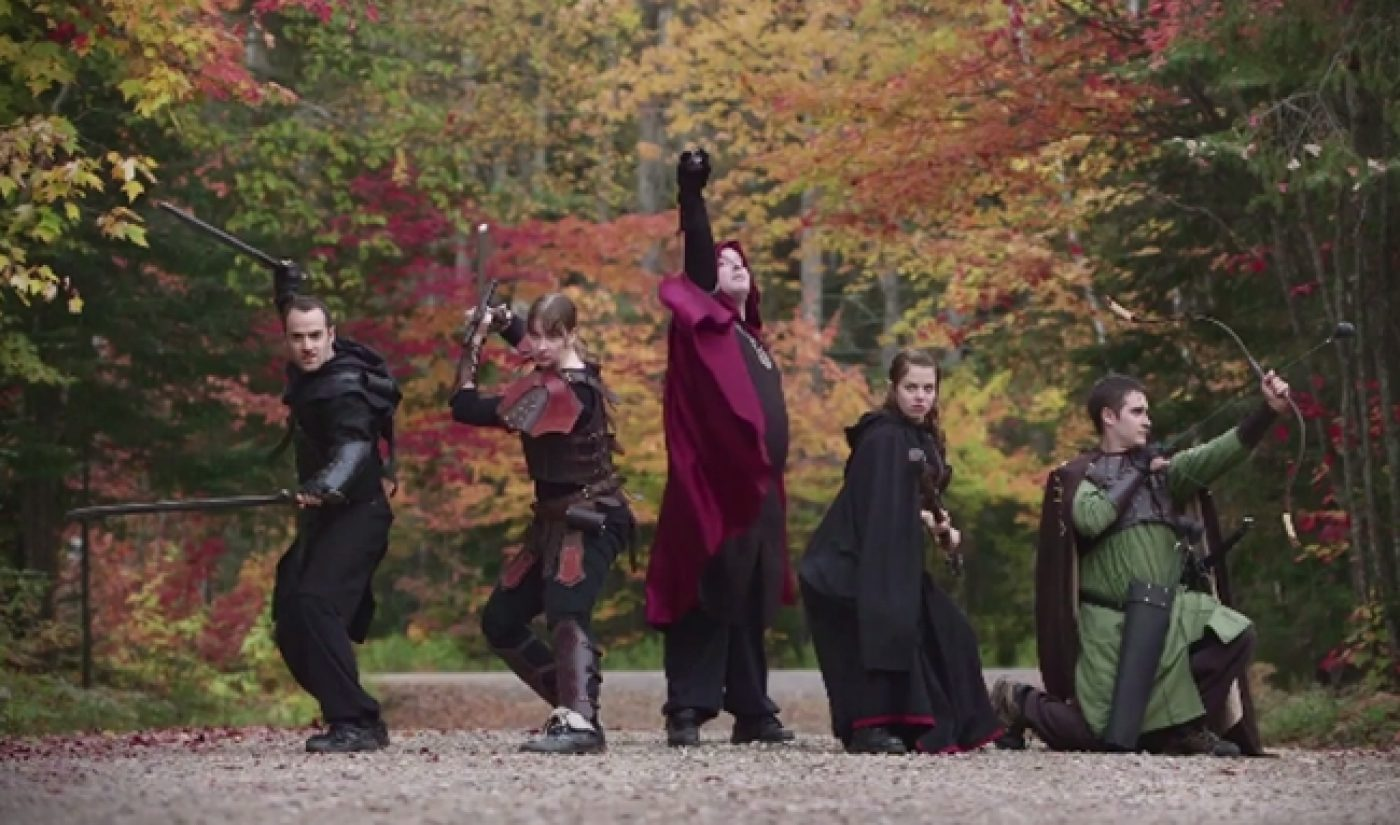 Geek & Sundry To Distribute Acclaimed Web Series 'LARPs'