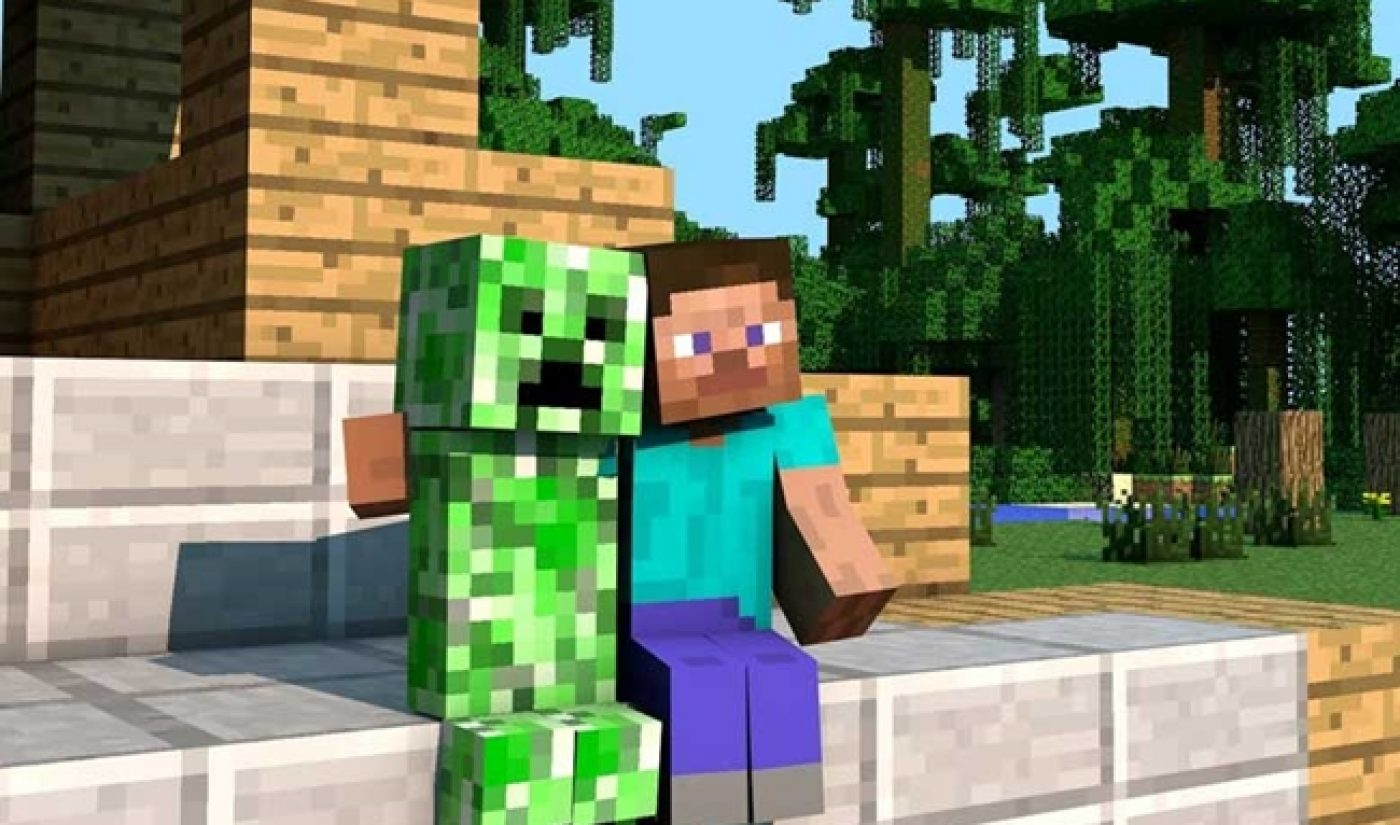 Music, Minecraft Lead YouTube's Top Searched Terms Of 2014