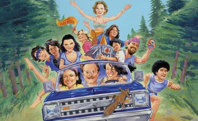 "Netflix Celebrates ""First Day Of Camp"" With ""Wet Hot American Summer"" Teaser"