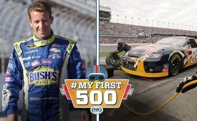 Fox-Sports-GarageMonkey-MyFirst500-Campaign