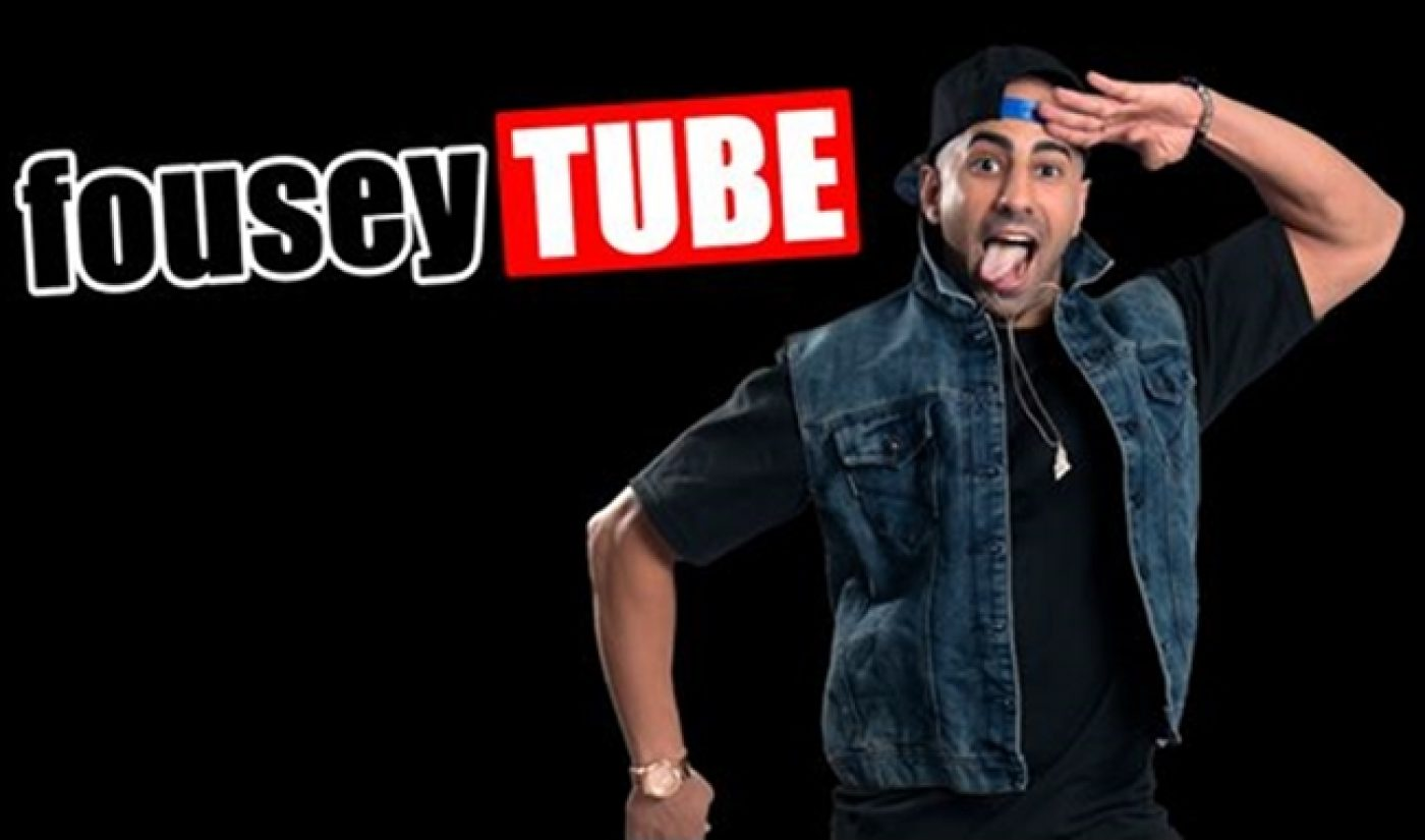 Collective Digital Studio Adds YouTube Stars FouseyTUBE, Paint, Whatever, Four Others To Its Network