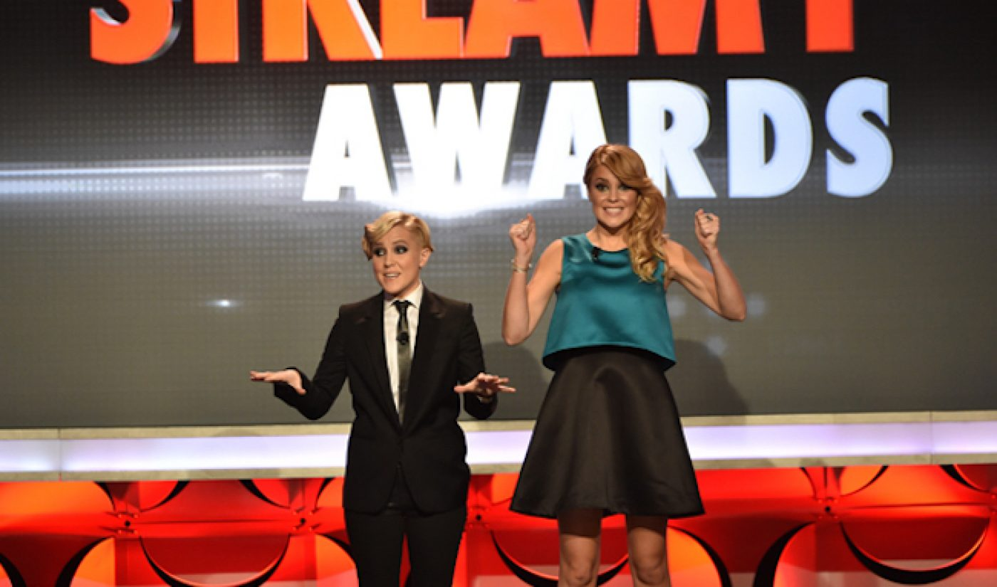 Grace Helbig, Hannah Hart To Star In Legendary, Fullscreen's 'Electra Woman And Dyna Girl'