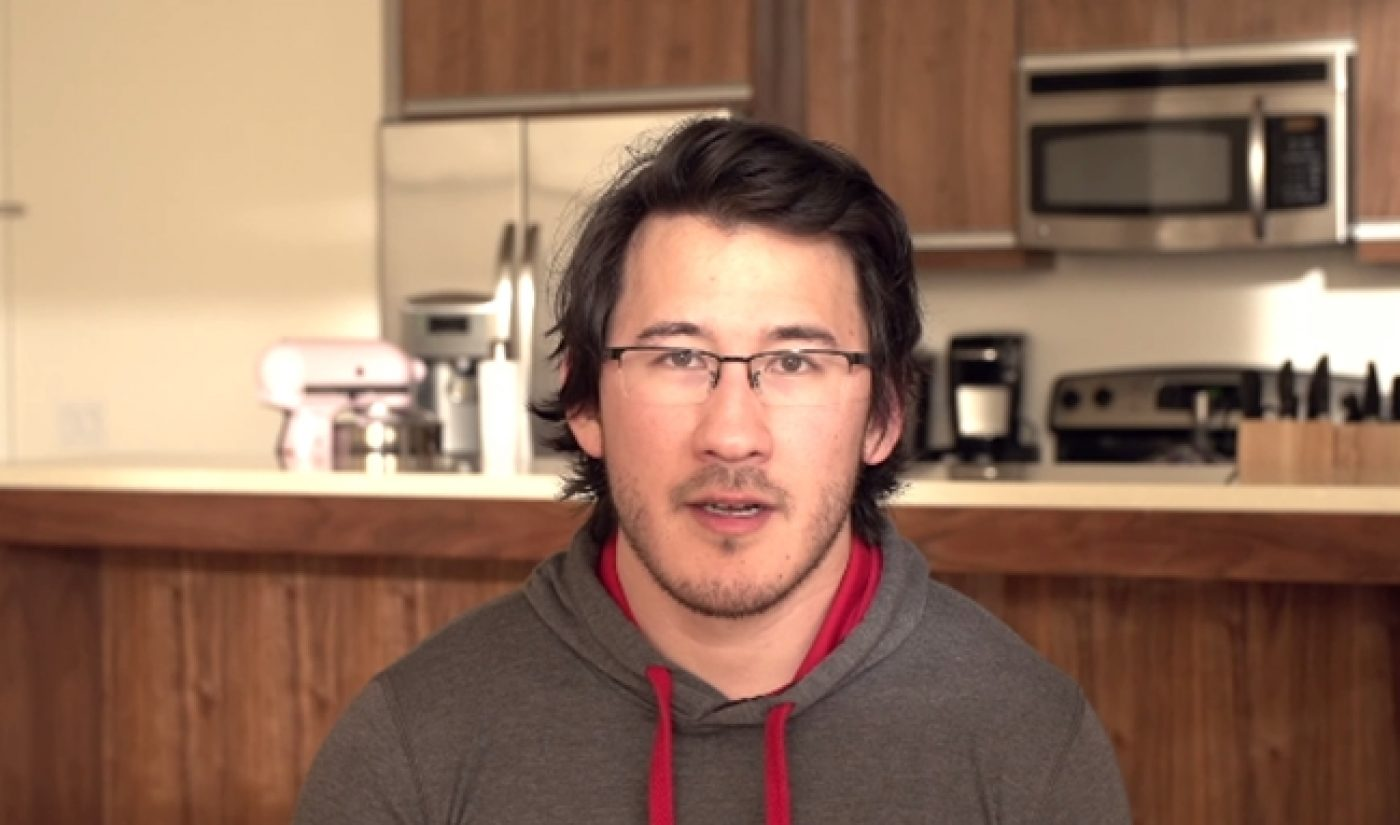 Markiplier Raises $75,000 For Charity With 'Super Mario World' Stream On Twitch