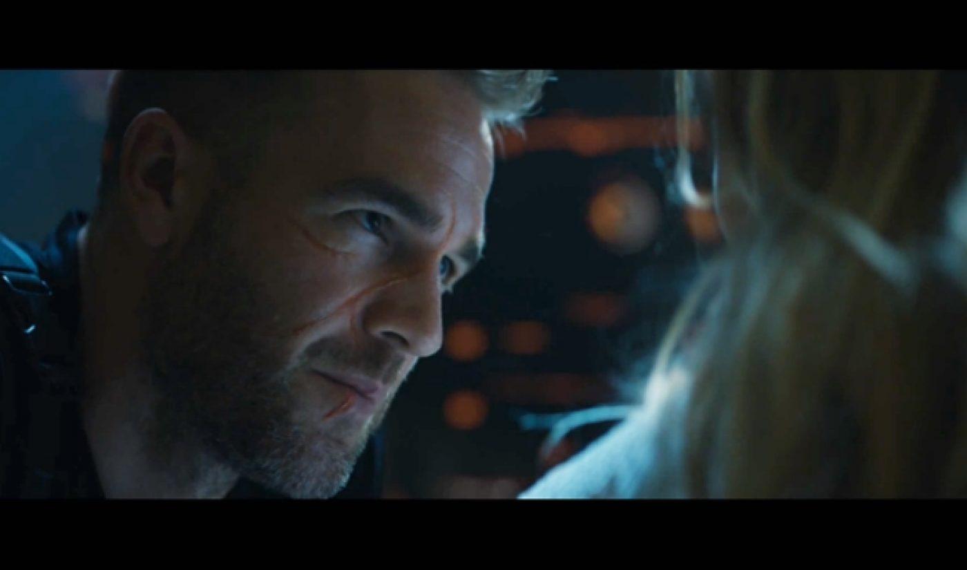 James Van Der Beek Stars As 'Power Rangers' Gets Dark