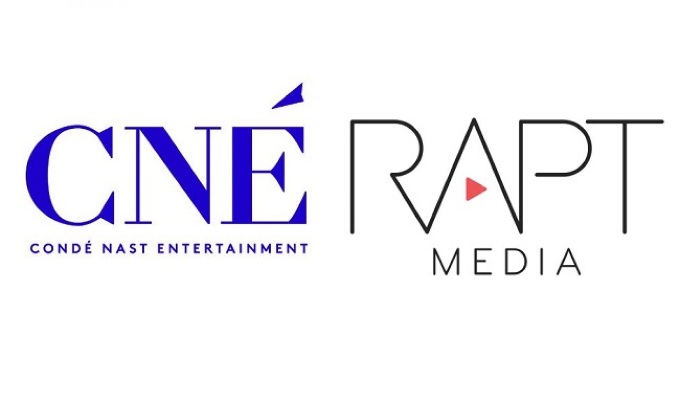 Conde Nast Teams With Rapt Media For Interactive Video Content